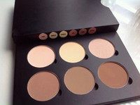 High- quality! Bronze makeup powder, blush and highlight tool...