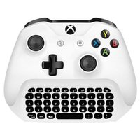 لوحة المفاتيح حار بيع DishyKooker دوبي TYX-586S XBOX احد / سليم لاسلكية لعبة المراقب المالي مع 3. 5MM سماعة رأس جاك شحن سريع