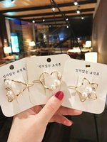 10 pcs Fashion Women Stylish Hair Accessories Diamond&Pearl ...