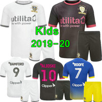 19 20 Leeds United Kids kits away soccer jersey COSTA PHILLI...