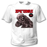 SPETSNAZ RUSSIAN SPECIAL FORCES 1 - NEW WHITE COTTON TSHIRT ...