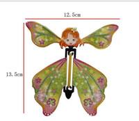 Nouveau papillon magique volant papillon changer avec les mains vides la liberté papillon accessoires de magie des tours de magie