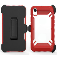 Hybrid Armor 3 In 1 Defender Shockproof Back Cover Phone Cas...