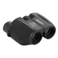 Horários de alta 10X25 HD Todo-óptico Filme Verde À Prova D 'Água Binóculos Telescópio para Turismo Esporte Ao Ar Livre Binóculos Venda Quente