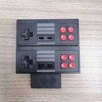 익스트림 미니 게임 박스 NES 620 AV 아웃 TV 비디오 게임 플레이어 2.4G 듀얼 무선 게임 패드 두 플레이어 핸드 헬드 게임 콘솔 8 비트 시스템 SUP PVP