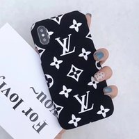 Luxury Phone Case for iphone X XR Xs max 7 8 plus Cashmere L...