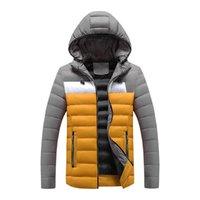 Giacca impermeabile Softshell uomo 2019 inverno con cappuccio antivento giacche uomo inverno giacca impermeabile uomo