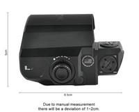 LCO 레드 도트 사이트 홀로그램 시력 전술 Riflescope는 모든 20mm 레일 마운트 사냥 스코프 리플렉스 사이트에 적합