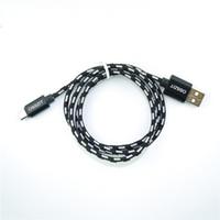 OSSZIT High Speed Micro-USB-Kabel Typ C TO C Ladeadapter Daten-Synchronisierungs-Metall-Charging-Telefon-Adapter Starke Geflochtene USB C-Ladegerät