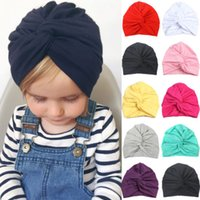 9Colors Unisex Beanie Hat Newborn Kid Child Baby Soft Cotton...