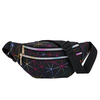 New Holographic Fannypack For Women and Girls Bumbag Shiny N...
