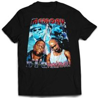 Men T shirt VINTAGE STYLE 2PAC AND BIGGIE STOP THE VIOLENCE ...