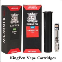 Kingpen Vape Cartridges New gift pack 0. 5ml 1. 0ml Ceramic Co...