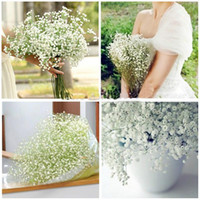 Gypsophila Baby' s Breath Artificial Flowers Fake Silk F...