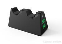 Dobe Doppio Dock di ricarica per Nintendo Game Controller PS4 Slim Pro P4 gampad caricatore LED Gioco stazione di ricarica rapida ricarica del basamento della DHL