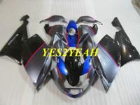 Обтекатель мотоцикла Обтекатель для BMW K1200S 05 06 07 08 K1200S 2005 2006 2007 2008 Серый черный обтекатель кузова + Подарки BA09