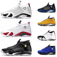 Cheap 14 14s Men Basketball Shoes thunder black toe University Red Varsity Royal Red candy cane Mens Fashion Trainers Athletic shoes
