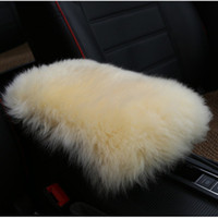 Auto Armsteun Winter Pad Cover Kussen Ondersteuning Box Rust Seat Padding voor BMW Kia Toyota Ford Styling Accessoires