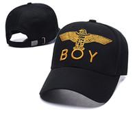 Nieuwe Design Boy London Baseball Cap Hip Hop Verstelbare Straat Populaire Hoed Metalen Letter Bone Casquette Snapback Hoogwaardige CAPS