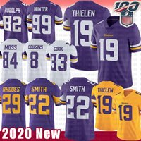 Adam Thielen Dalvin Cook Minnesota