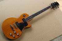 Factory Custom Orange Electric Guitar with Black Pickguard, P...