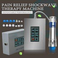 2020 Tragbarer Stosswellentherapie Maschine Stoßwellentherapie Schmerzlinderung Körpermassage ED-Behandlung Shock Wave Device Home Use