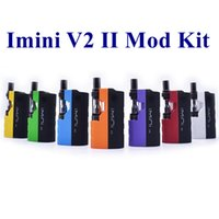 ECT ET30P Electronic Cigarette Kit With 2200mah Battery Box Mod Mini