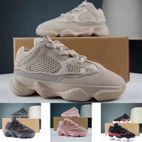 Adidas Yeezy 500 Desert Rat Jessie Shop Baby Kids Umstandsschuhe SPLY 500 Super Moon Yellow Blush Salt Desert Rat hohe Version