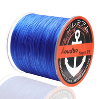 Jioudao Serie 8 Strang 10-220LB Geflochtene Angelschnur 300M PE Multifilament Braid Lines Lake River Fishing