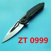 Tolerancia Cero ZT 0999 G10 rodamiento ZT0999 ZT0999CF balll aleta cuchillo plegable de regalo de Navidad Adker BM42 BM43 BM47 BM49 3300 3310 1pcs