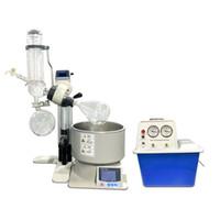 ZOIBKD Nova 2L evaporador rotativo Lab evaporação Destilação Aparelho com Circulating bomba de vácuo de água