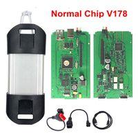 Для Renault Clip Clip Diagnostic Scanner Full Chip An2135SC V172 Диагностический интерфейс Инструмент V178 OBD2 Диагностический интерфейс Комплект