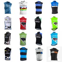 ORBEA team custom made Cycling Sleeveless jersey Vest Summer...