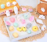 Animal extrusão brinquedos brinquedos fidget pvc squishy animal brinquedo aperto mochi rising antistress abreact bola macio pegajoso engraçado engraçado brinquedos