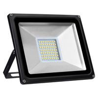 ABD Stok 30 W LED Işıklandırmalı Açık Güvenlik Işıkları Sıcak Beyaz Bahçe Peyzaj Süper Parlak 110 V Ev Güvenlik Işıkları