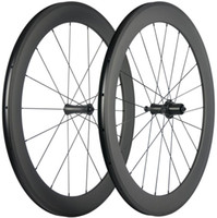 700C Road Bike Wheelset carbon bike wheels light weight carb...