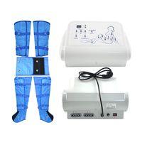 16 Taschen Luftdruck pressotherapy Detox Eigenschaft Sauna Decke ferne Infrarot Körperpackung Körper schlank Gewichtsverlust Cellulite Reduktion Maschine