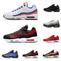 男性女性のための熱い販売の靴のための靴最高品質トリプルブラックホワイトスローク未来赤メンズトレーナーファッションスポーツスニーカー