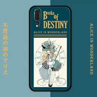 Alice in wonderland huawei p20 mobile phone shell fairy pro ...