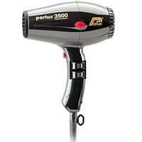 Professinal 3500 Super Compact Hair Dryer Black Color Strong...