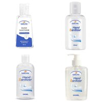 Viajes SIRUINI desinfectante de la mano desechable gel desinfectante para manos gel desinfectante desinfección Mini 30ml 60ml 240ml 300ml