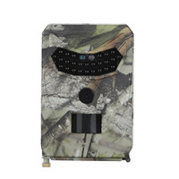 Trail Hunting Camera PR-100 Trail Camera Waterproof Wildlife Outdoor Night Vision Foto Traps Câmeras de vídeo quente