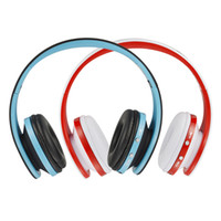 New Nx - 8252 Foldable Wireless Headphone Bluetooth Headset S...