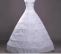 6 الأطواق الزفاف الزفاف تنورة الزواج الشاش الزواج 2019 كرينولين السفلات اكسسوارات الزفاف jupon mariage cpa206