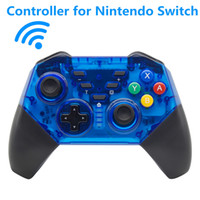 Soundfox Gamepad NS Wireless Bluetooth Game Joystick Gamepad para Nintendo Switch Gaming Controller con paquete Gamepad Dual Vibration