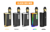 Authentic Kangvape Klasik Vaporizer Kit 650mAh Preheat VV Bo...
