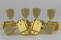 1 set Grover Golden Tuning Pygs Machine Head Guitar Parts per chitarre elettriche 3R + 3L