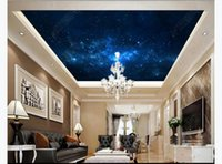 Custom 3D large zenith mural photo wallpaper HD fantasy inte...