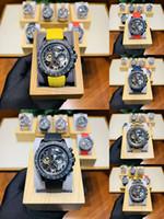 6 стилей высокое качество ажурные Sketelon Master роскошные мужские часы La Montoya 116500LN 116508 116520 116519 механизм с автоподзаводом мужские часы
