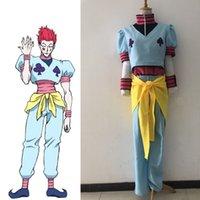 Anime HUNTER * HUNTER Hisoka cosplay Dangan ronpa costume sur mesure